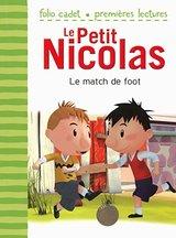 """Afficher """"Le Petit Nicolas - Tome 27 : Le match de foot"""""""